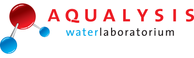 Logo Aqualysis waterlaboratorium